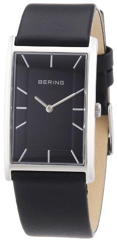 Bering Time 30125-442 Ladies All Black Watch