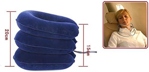 FreshGadgetz 1 Set of 3 inflable cuello capas de almohada collar ...