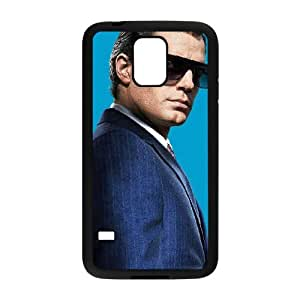 henry cavill as napoleon solo u n c l e Samsung Galaxy S5 Cell Phone Case Black Customized Toy pxf005-3479559