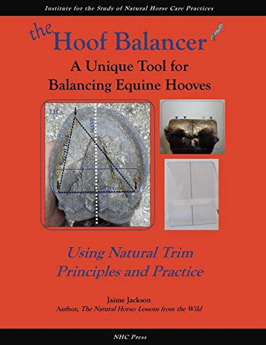 - The Hoof Balancer: A Unique Tool for Balancing Equine Hooves