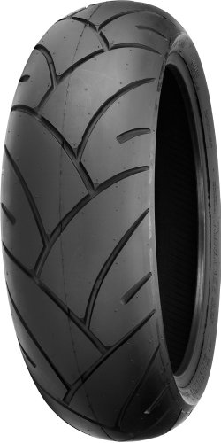 ar Tire - 180/55ZR-17/Red (Red Dot Tire)