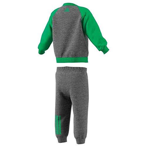 Verde Grigio Heather Tuta Lin I Verde Scuro Pantalone Fl Adidas OzfqO64