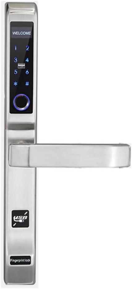 GAOPIN Cerradura Inteligente - Cerradura de Puerta Electrónica ...