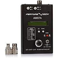SainSonic RA-07A SWR HF VHF UHF Antenna Impedance Analyzer Meter