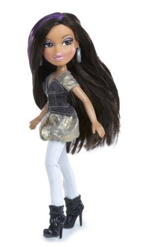 Bratz All Glammed Up Designer Streaks Yasmin