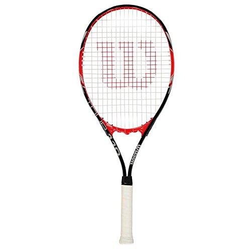 Wilson Tour Slam 110 Adult Strung Tennis Racket – 4 3/8 Grip