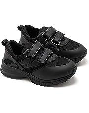 Bellino School shoes for boys black*black-36