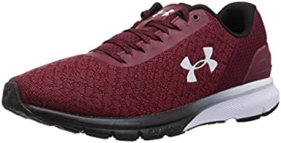 Under Armour Mens 3020333 Charged Escape 2 Red Size: 8 US