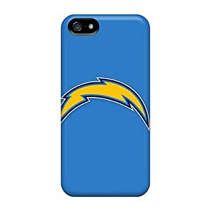 JasonPelletier Iphone 5/5s Scratch Protection Phone Cover Support Personal Customs Attractive San Diego Chargers Skin [tGw19914yfGg]