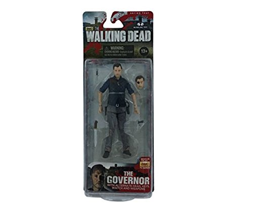 McFarlane Toys The Walking Dead TV Series 4 The Governor Action Figure]()