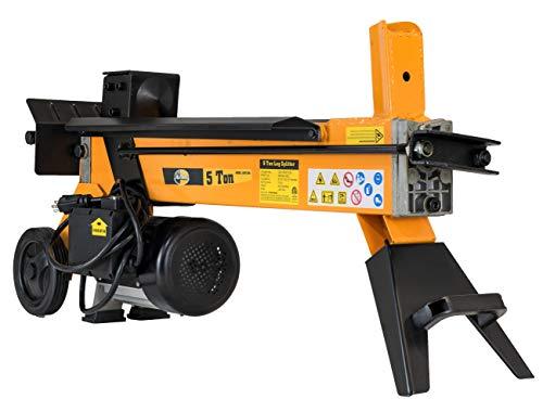 All Power America LS5T, 5-Ton 1500 Watt Electric Log Splitter, Portable Wood Cutter ()