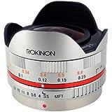 Rokinon FE75MFT-S 7.5mm F3.5 UMC Fisheye Lens for Micro Four Thirds (Olympus PEN and Panasonic)
