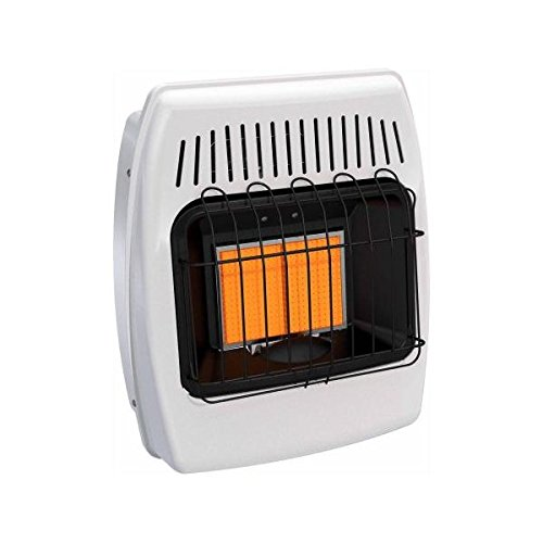 Dyna-Glo IR12NMDG-1 12,000 BTU Natural Gas Infrared Vent Free Wall Heater (Natural Gas Heaters Vent Free compare prices)