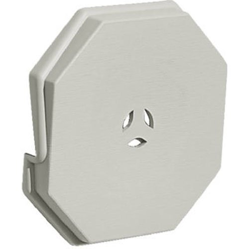 BUILDERS EDGE TV202457 Gray Surface Block