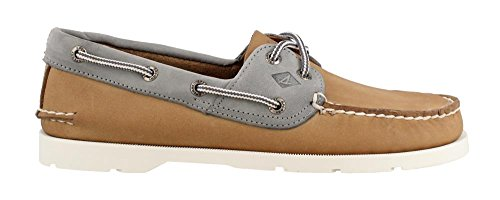 Sperry Top-Sider Men's Leeward Boat Shoe Linen clearance wiki buy cheap fake free shipping countdown package best seller online discount latest collections V42Sh