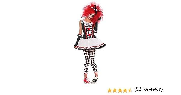 Christys London Disfraz de Arlequín para Mujer en Varias Tallas ...