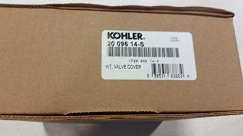 (Kohler 20-096-14-S Lawn & Garden Equipment Engine Valve Cover Kit Genuine Original Equipment Manufacturer (OEM) Part)