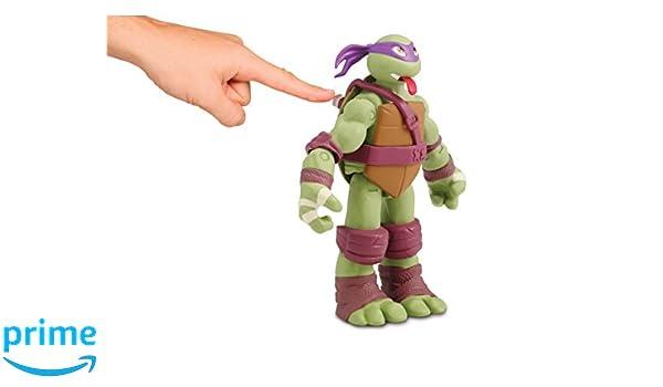 Teenage Mutant Ninja Turtles Figura de acción de Donnie con ...