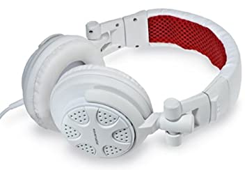 Wavemaster Dakota Casque Audio Filaire Blanc Amazonfr High Tech