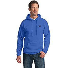 Essential Fleece Pullover Hooded Sweatshirt   36 Qty   25.69 Per   Promotional Product