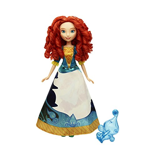 [Disney Princess Merida's Magical Story Skirt] (Princess Holly Costume)