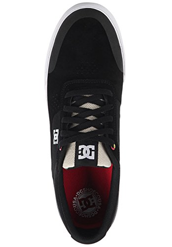 DC Switch Plus S Black/White/Red Black/White/Red Rvj8y
