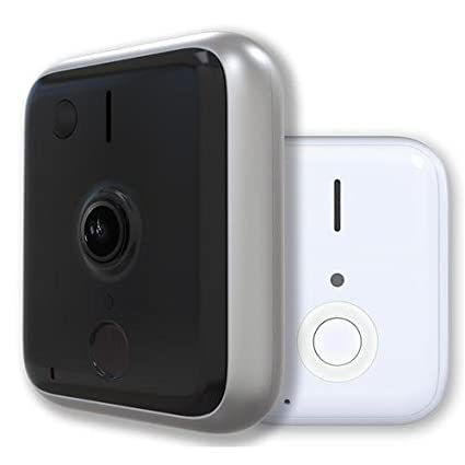 iseeBell Wi-Fi Enabled HD Video Doorbell with Two-way Audio