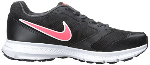 Nike Women's Downshifter 6 Black/Hyper Punch/Anthracite Running Shoe 7.5 Women US - Image 7