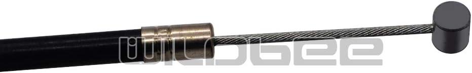 1WG-26335-00 FZR600 1989-1993 FZR400 1989-1994 WildBee Kupplungsseil Linie Draht Kompatibel mit 3TJ-26335-00