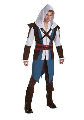 Assassins Creed Edward Kenway Mens Costume - ()