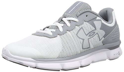 Under Armour Ua W Micro G Speed Swift - Zapatillas de running mujer Grau (STL/WHT/STL 36)