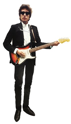 BOB DYLAN 1963 LIFESIZE CARDBOARD STANDUP STANDEE CUTOUT POSTER FIGURE PROP - Time Usps Delivery Estimate Mail