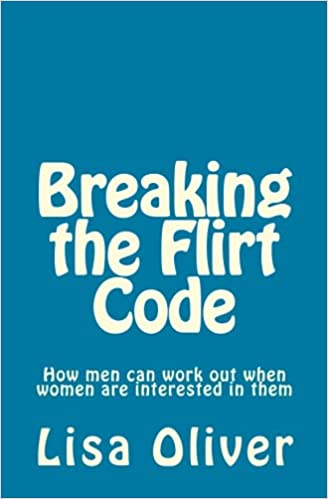 woman flirting signs at work without money book