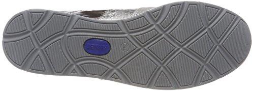 Silber 10 Fucile pebble Sneaker Donna Grigio Jenny Cloud Glendale Titan qwXPzR7x