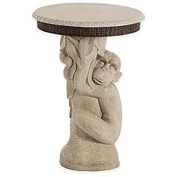 Perfect, Durable Adaman Monkey Outdoor Table   37 Lb. Weight Capacity