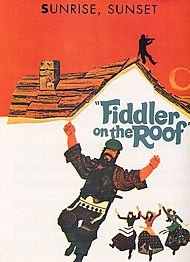 Sunrise, Sunset (from Fiddler on the Roof) - Piano/Vocal Sheet Music