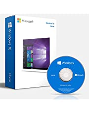 Windows 10 Home OEM DVD 64 bit | Lifetime License | English | 1 PC