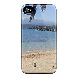 Iphone 6plus Cases Bumper Covers For Marathi Beach Chania Crete Accessories
