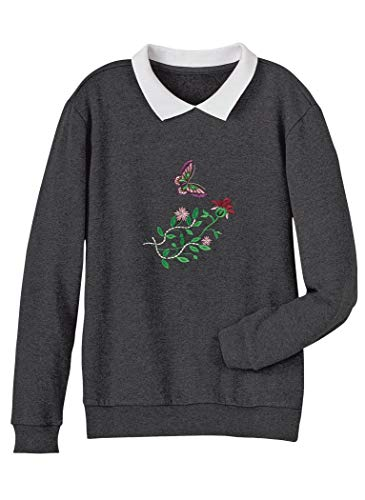 - AmeriMark Fleece Embroidered Sweatshirt