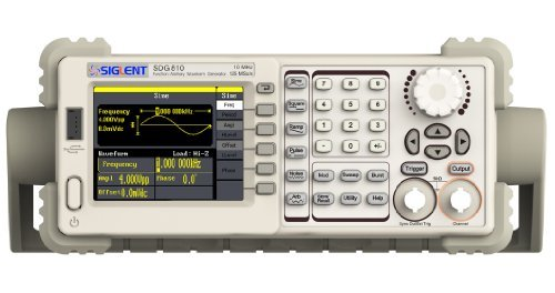 Siglent Technologies SDG805 Siglent Single Arbitrary Channel 5 Rate mhz Bandwidth Bandwidth Signal Generator Function Generator Arbitrary Waveform Generator 125 MSa/s Sampling Rate [並行輸入品] B07N86JYS4, 名入れ記念品プレゼントのビブレス:26d13b0e --- sharoshka.org