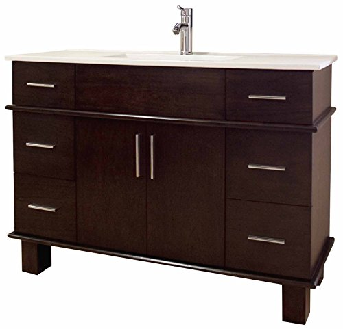 Poundex Bobkona Susana Tri Fold Mirror Vanity Table