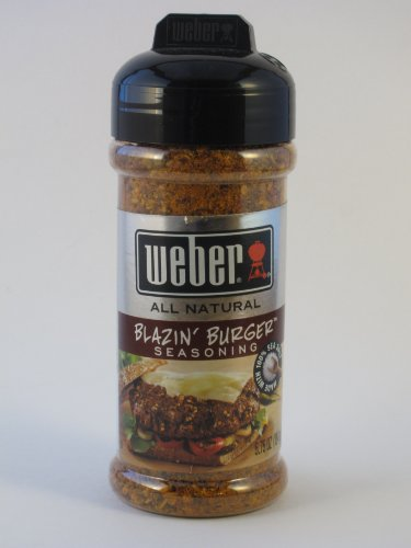 Weber Grill Seasoning Blazin Burger