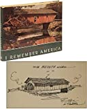 I Remember America, Eric Sloane, 0308700414