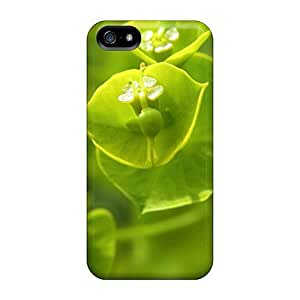 Estebanrivera-11 Case Cover Iphone 5/5s Protective Case Wood Spurge European Plant