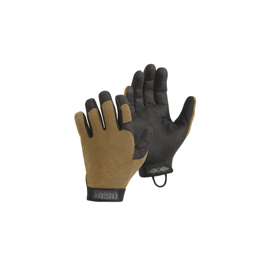 CamelBak Heat Grip CT Gloves with Logo