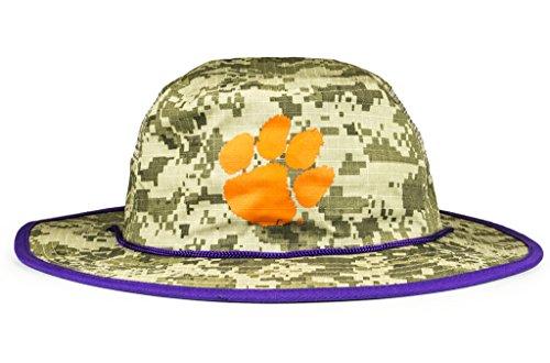 Clemson Tigers Camo Hat, Clemson Camouflage Cap