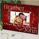I Found the One My Soul Loves - Romantic Valentine Frame