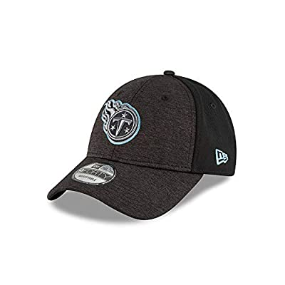 New Era Tennessee Titans Shaded Front 9FORTY Adjustable Hat/Cap