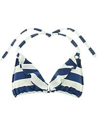Women\u0027s Bikini Swimsuit Top, Navy White, Medium · 25 · Product Details. RALPH  LAUREN