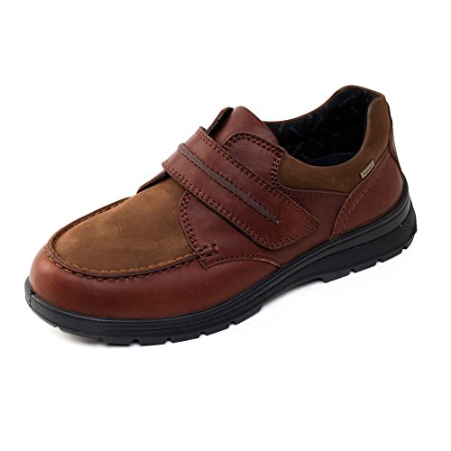 peau Mens Waterproof Trek Padders Shoes Leather 6qXZC85C